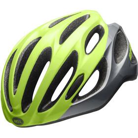Bell Draft casco per bici grigio/verde